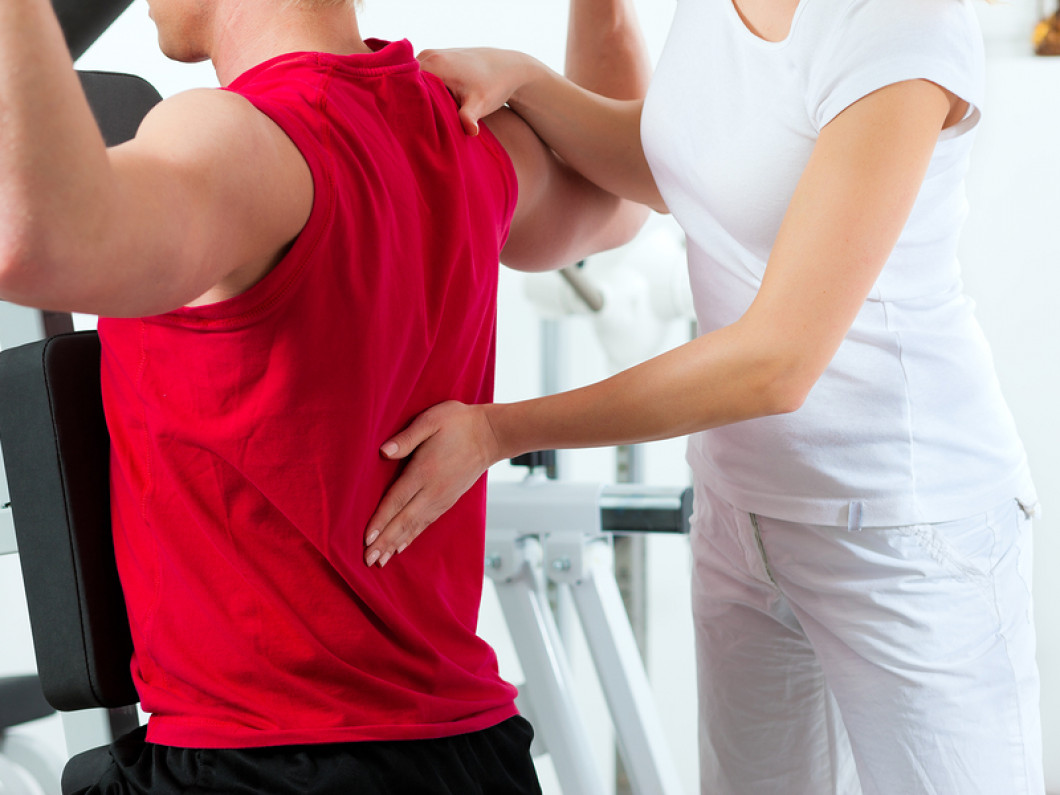 muscle strain therapy, physical therapy